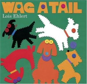 Wag a Tail book cover