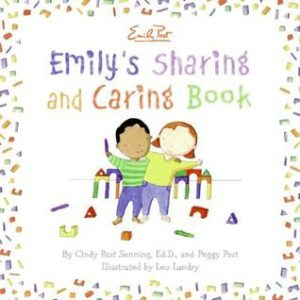 emily's sharing and caring book cover image