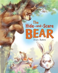 Hide and Scare Bear book cover