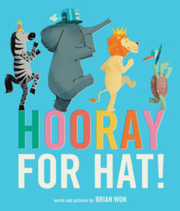 hooray for hat cover image