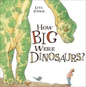 How Big Were the Dinosaurs? book cover