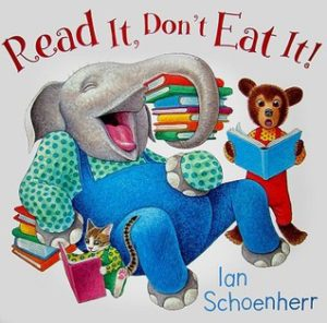 Read It, Don't Eat It! book cover