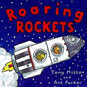 Roaring Rockets book cover
