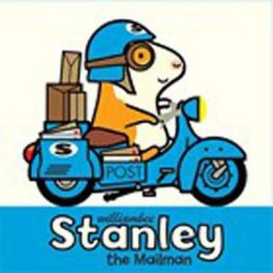stanley the mailman cover image