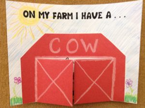 farm preschool story time craft