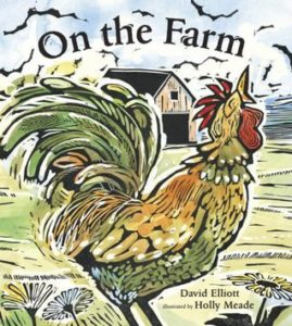 On the Farm book cover