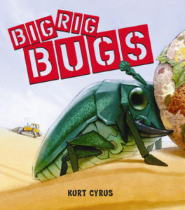 Big Rig Bugs book cover