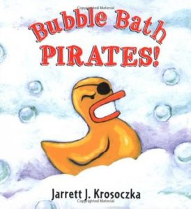 bubble bath pirates cover image