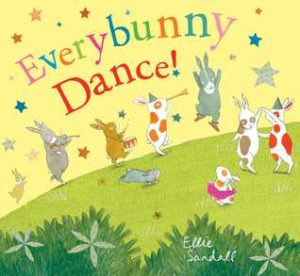 everybunny dance cover image