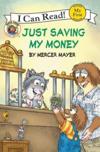 Just Saving My Money book cover