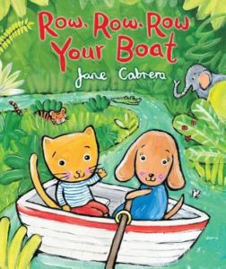 row row row your boat cover image
