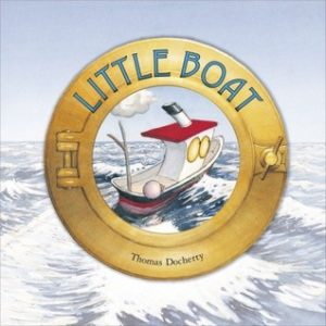 Little Boat book cover
