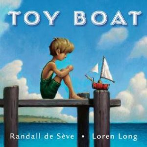 Toy Boat book cover