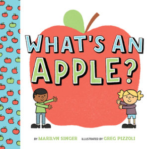 What's an Apple? book cover