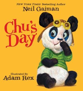 Chu's Day book cover