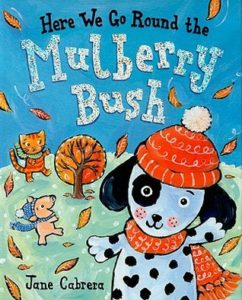 Here We Go Round the Mulberry Bush book cover