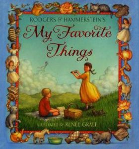 My Favorite Things book cover