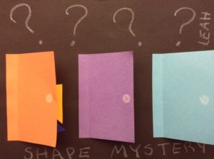 mystery preschool story time craft