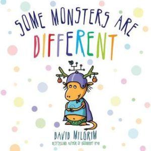 Some Monsters Are Different book cover