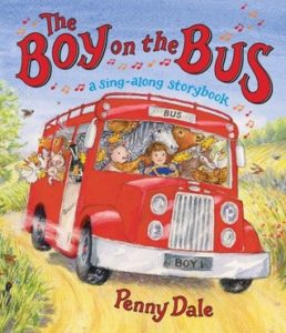 The Boy on the Bus book cover