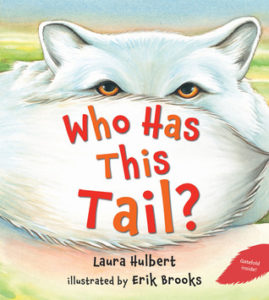 Who Has This Tail book cover