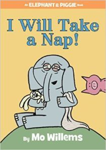 I Will Take a Nap book cover