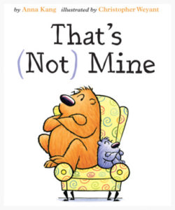 That's (Not) Mine book cover
