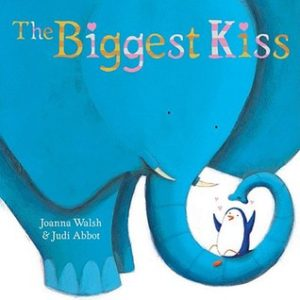 The Biggest Kiss Book Cover