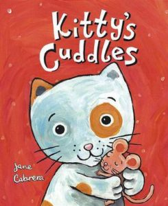 Kitty's Cuddles book cover